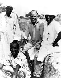 jean Rouch en Afrique