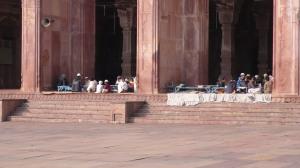 La grande Mosquée de Bhopal