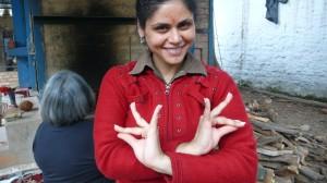 tania Dutt, danse indienne