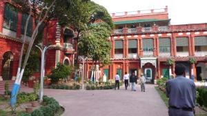 La maison de Rabindranha Tagor
