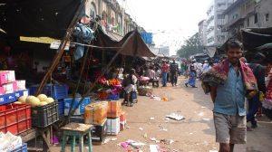 Marché centre Kolkata