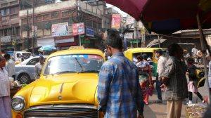 Centre ville de Kolkata