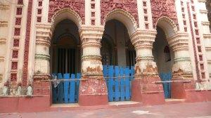 Les piliers du temple